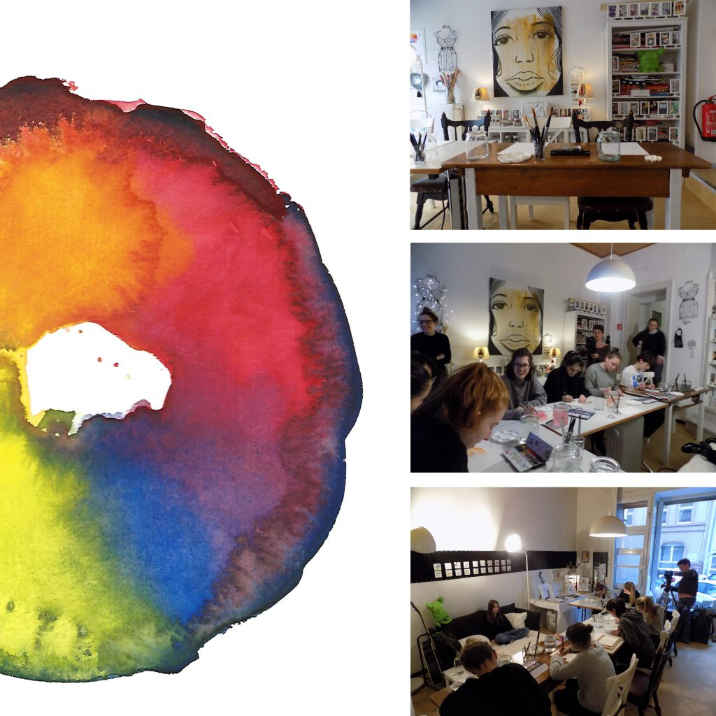Jugendladen Bornheim Kunsttreff Für Mädchen Jugendladen Bornheim